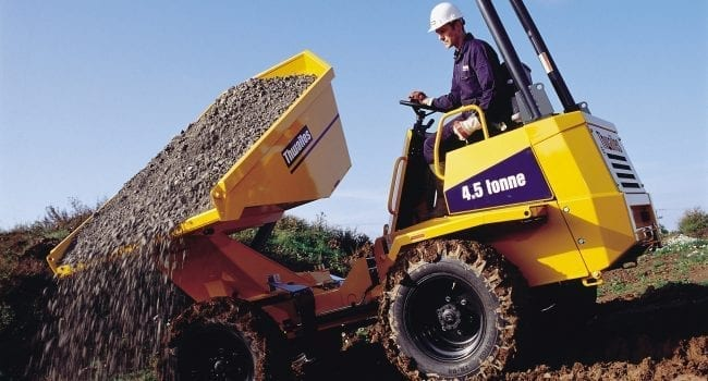 Thwaites agricultural machinery